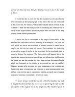 "Eseja 'Analysis of a Small Extract from the Novel ""The last of the Mohicans"" by James C', 4."