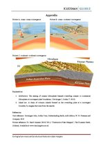 Konspekts 'Geological Processes and Products at Destructive Plate Margins', 2.