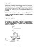 Referāts 'Circuit Design for Ultrasonic Location Detection Combined with RFID', 16.