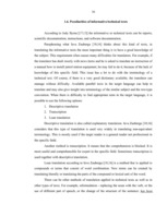 Referāts 'Specific Features in Translating Manuals', 16.