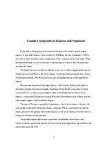 Referāts 'The Origin of Canada and Native Canadians ', 5.