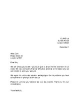 Paraugs 'Business Letters in English', 5.