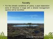 Prezentācija 'The Peat Extraction Impact on Hydrological Regime of the Raised Bog', 10.