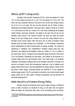 Referāts 'The Energy Policy in European Union', 3.