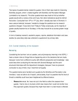 Referāts 'What TripAdvisor Means to Hotel Businesses and what Motivates Guests to Write Re', 35.