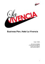 Biznesa plāns 'Business Plan for a Hotel in Miami Date', 1.