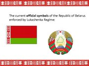 Prezentācija 'The Republic of Belarus and the European Union Partnership', 3.