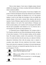 Diplomdarbs 'Modification of English Sounds in Connected Speech', 42.