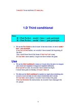 Referāts 'Conditionals, Infinitive or Gerund & The Passive Voice', 6.