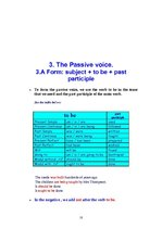 Referāts 'Conditionals, Infinitive or Gerund & The Passive Voice', 10.