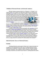 Konspekts 'Electronic Business and Electronic Commerce', 2.