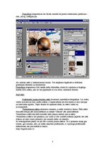 Referāts 'Programmatūra Adobe Photoshop', 8.