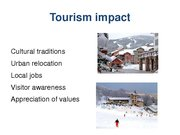 Referāts 'The Possibility of Sustainable Tourism Development in Mountain Tourism', 12.