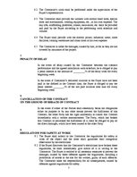 Paraugs 'Contract about Electrical Installation Works', 3.