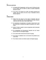 Paraugs 'Contract about Electrical Installation Works', 5.